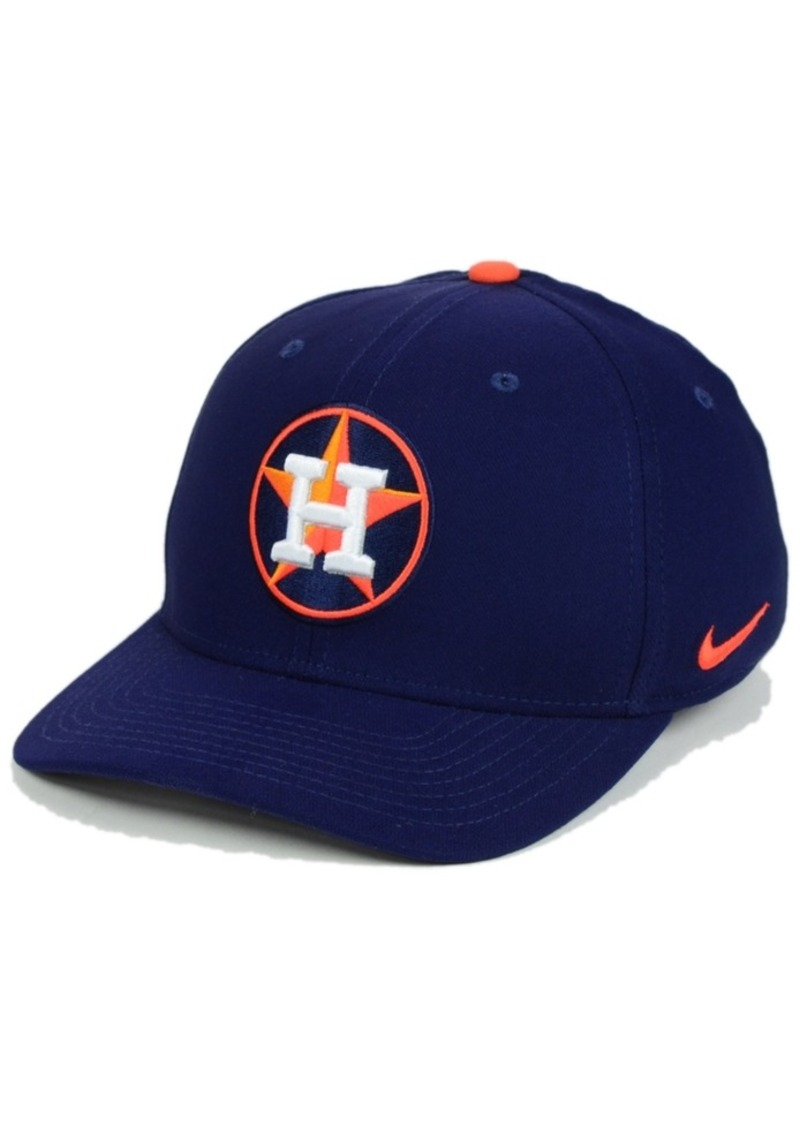 separation shoes febf2 a2fd7 Houston Astros Classic SwooshFlex Cap. Nike