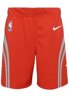 Nike Houston Rockets Icon Replica Shorts, Little Boys (4-7)