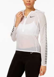 Nike Impossibly Light Cropped Jacket