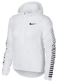 Nike Impossibly Light Cropped Jacket