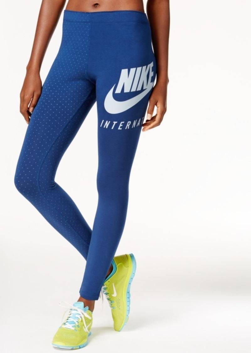 0c7441b412463 Nike Nike International Leggings | Casual Pants