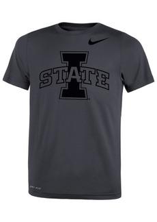 Nike Iowa State Cyclones Tonal Logo Color Pop T-Shirt, Big Boys (8-20)