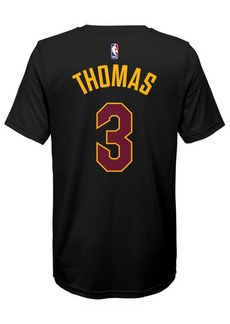 Nike Isaiah Thomas Cleveland Cavaliers Statement Name and Number T-Shirt, Big Boys (8-20)