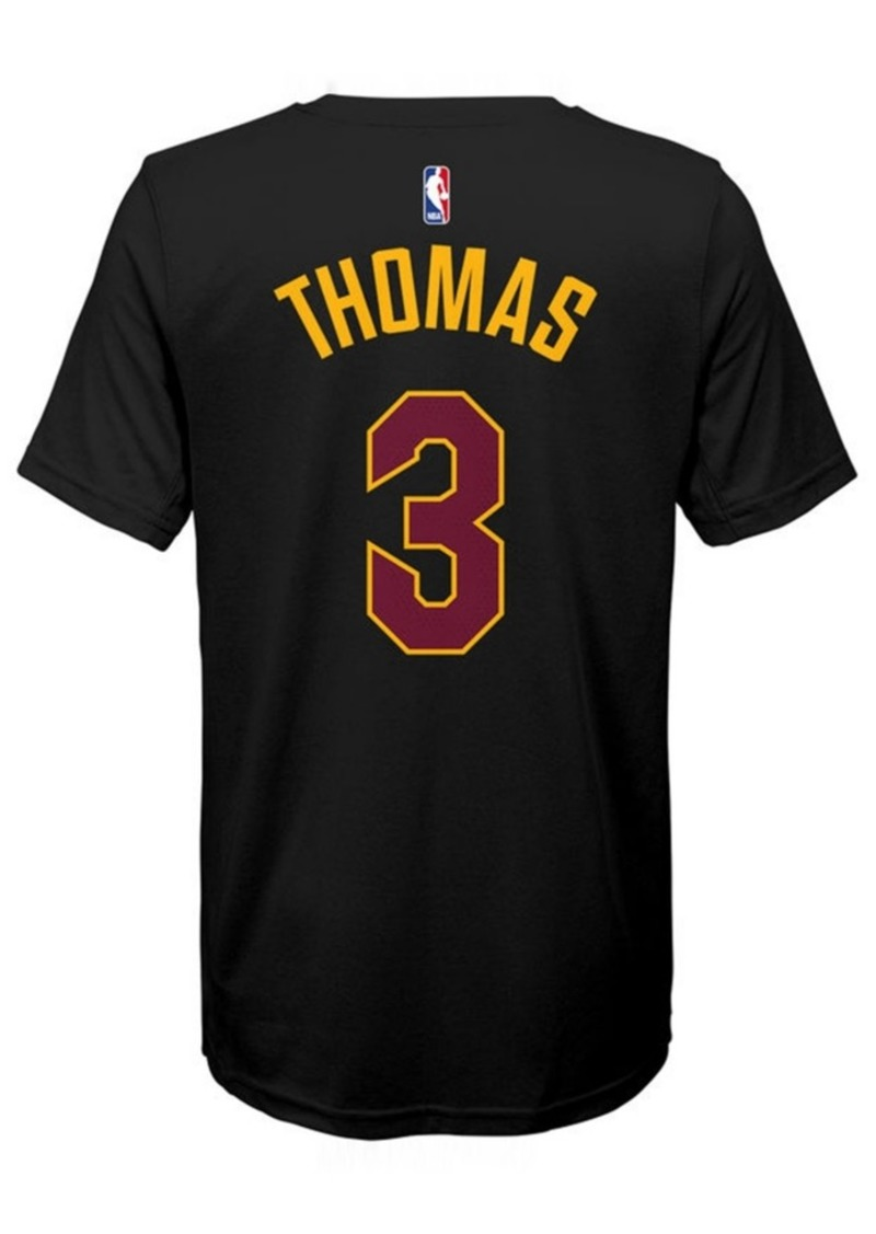 low priced 78ce1 de704 Isaiah Thomas Cleveland Cavaliers Statement Name and Number T-Shirt, Big  Boys (8-20)