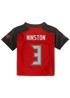 Nike Jameis Winston Tampa Bay Buccaneers Game Jersey, Toddler Boys