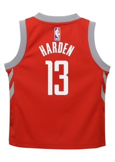 Nike James Harden Houston Rockets Icon Replica Jersey, Infants (12-24 Months)