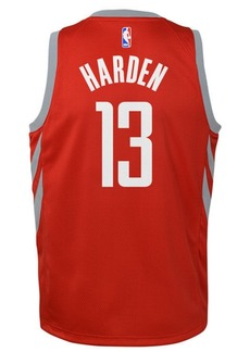 Nike James Harden Houston Rockets Icon Swingman Jersey, Big Boys (8-20)
