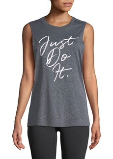 Nike Just Do It Dri-FIT Muscle Tank