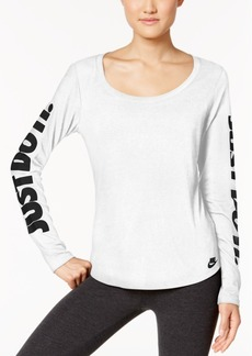 Nike Just Do It Long-Sleeve T-Shirt