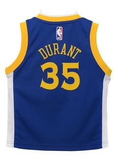 Nike Kevin Durant Golden State Warriors Icon Replica Jersey, Infants (12-24 Months)