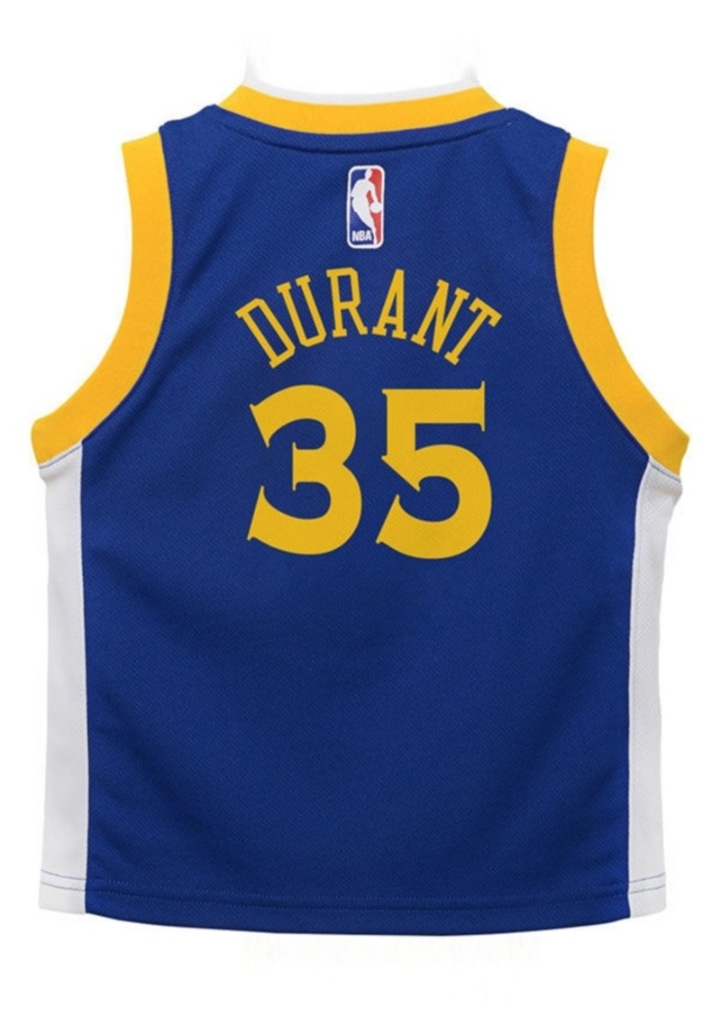 bf1c79d6a9e0 Nike Nike Kevin Durant Golden State Warriors Icon Replica Jersey ...
