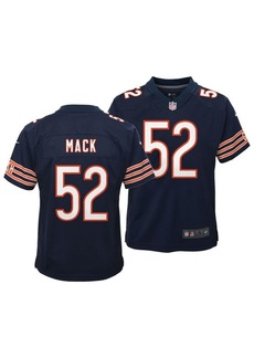 Nike Khalil Mack Chicago Bears Game Jersey, Toddler Boys (2T-4T)