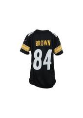 Nike Kids' Antonio Brown Pittsburgh Steelers Game Jersey, Big Boys (8-20)