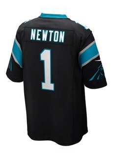 Nike Kids' Cam Newton Carolina Panthers Game Jersey, Big Boys (8-20)