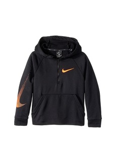 Nike Dry Training 1/4 Zip Pullover Hoodie (Little Kids/Big Kids)