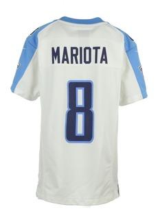 Nike Kids' Marcus Mariota Tennessee Titans Game Jersey, Big Boys (8-20)