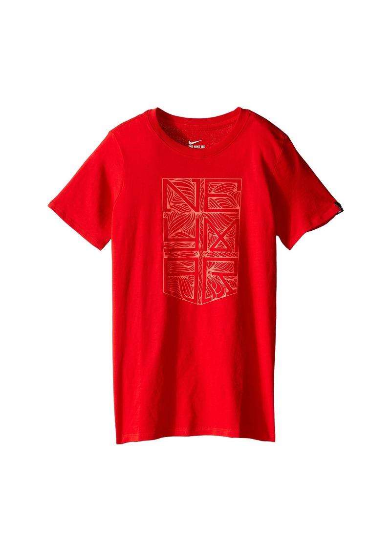 Nike Kids Neymar Logo Tee (Little Kids/Big Kids)