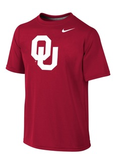 Nike Kids' Oklahoma Sooners Legend Logo T-Shirt, Big Boys (8-20)
