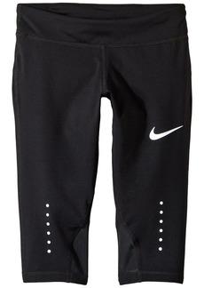 Nike Power 3/4 Running Tight (Little Kids/Big Kids)