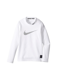 Nike Pro Warm Mock Top (Little Kids/Big Kids)
