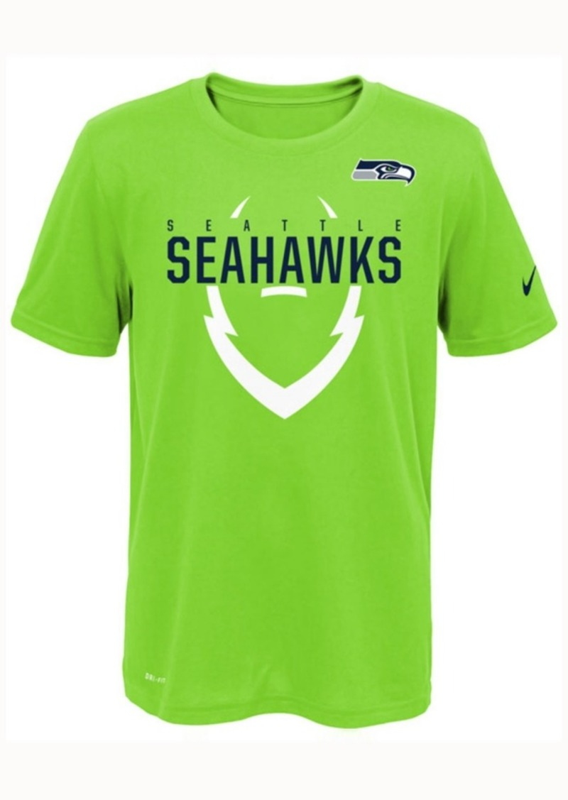 Nike Kids' Seattle Seahawks Icon T Shirt