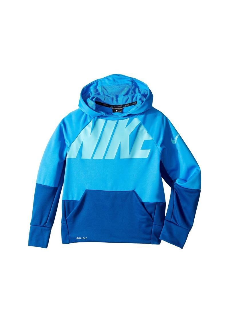 fe3f15ea532c Nike Therma Pullover Training Hoodie (Little Kids Big Kids)