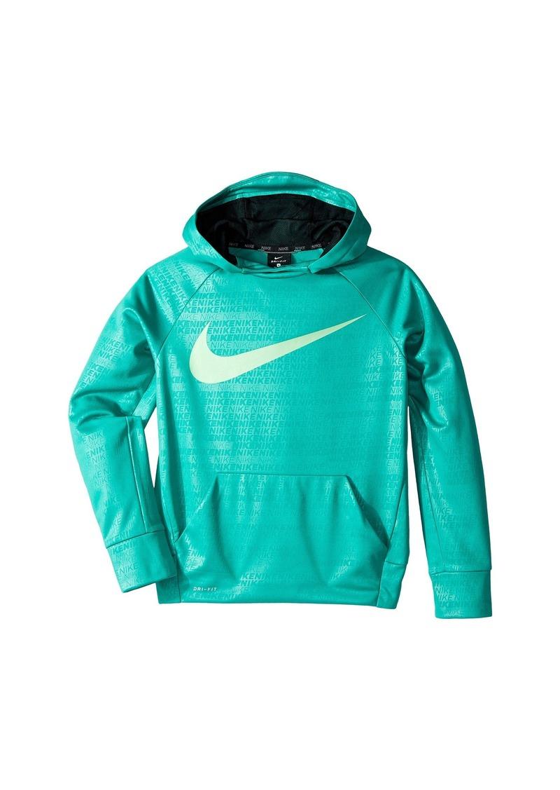 5cc68628d830 Nike Therma Pullover Training Hoodie (Little Kids Big Kids)