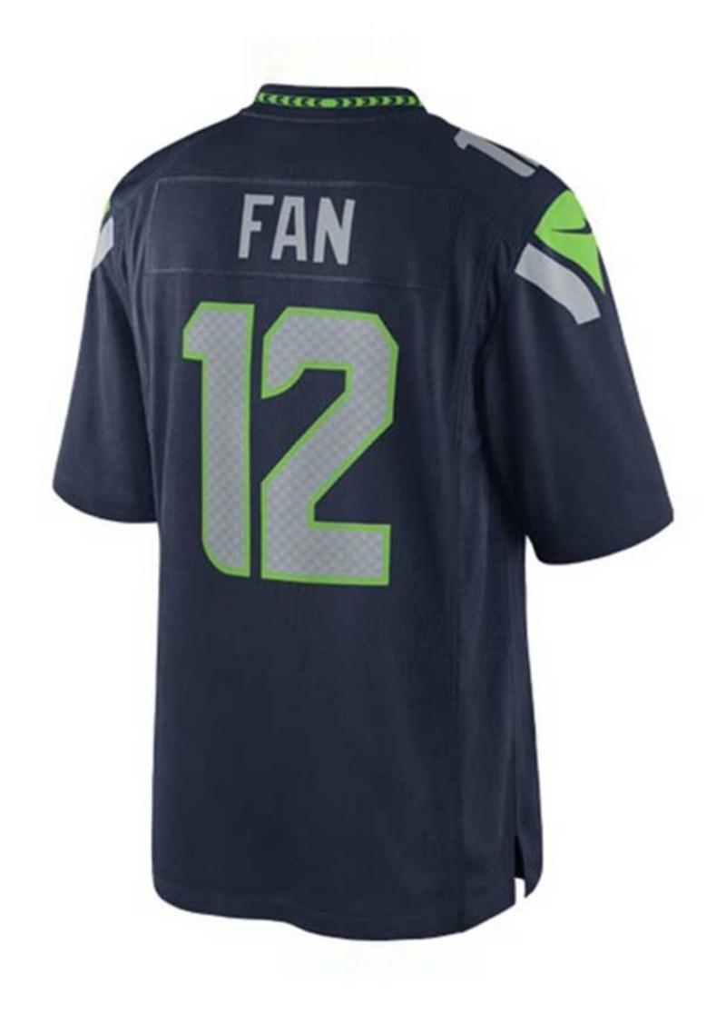 18e0f6ea8 Nike Nike Kids  Twelfth Man Seattle Seahawks Game Jersey