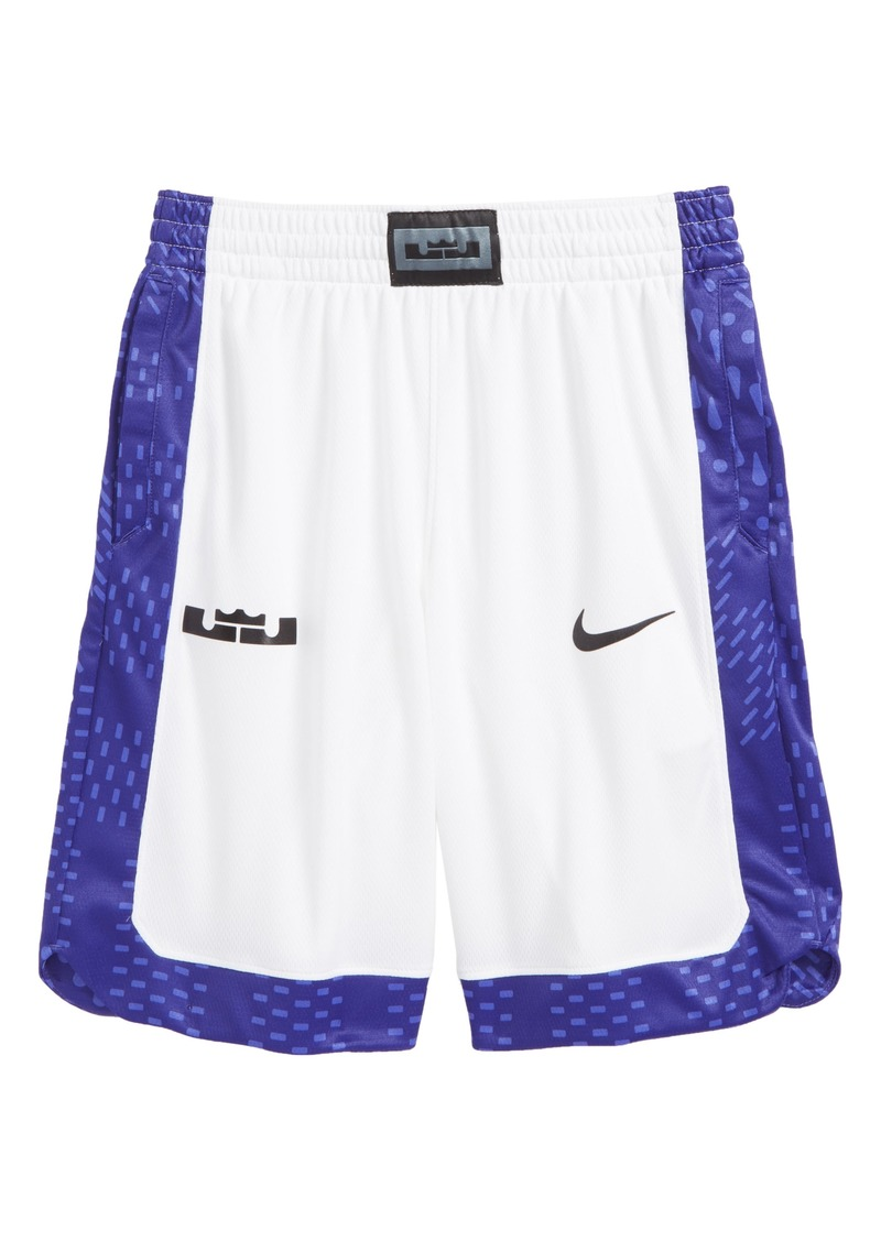 Lebron Dry Shorts (Little Boys  Big Boys). Nike