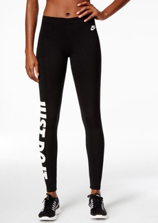 Nike Leg-a-See Just Do It Dri-fit Leggings