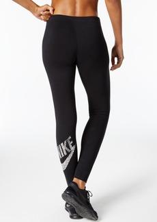 Nike Leg-a-See Metallic Leggings