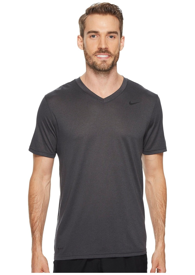 Nike Legend 2.0 Short Sleeve V-Neck Tee