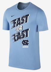 "Nike Legend Lacrosse ""Fast or Last"" (UNC)"