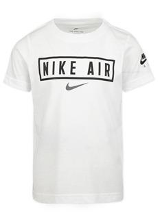 Nike Little Boys Air-Print T-Shirt