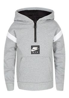 a1723d11414ba2 Nike Little Boys Air Pullover 1 4-Zip Hoodie
