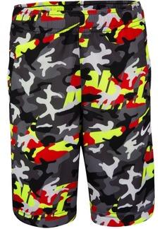 Nike Toddler Boys Camo-Print Dri-fit Shorts