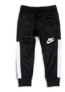 Nike Little Boy's Contrast Trackpants