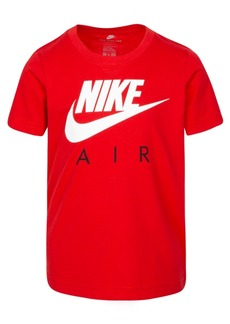Nike Little Boys Cotton Dri-fit Logo-Print T-Shirt