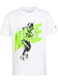 Nike Little Boys Cotton Football T-Shirt