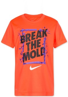 Nike Toddler Boys Dri-fit Break the Mold Graphic T-Shirt