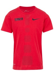 Nike Little Boys Dri-fit Elite Graphic-Print T-Shirt