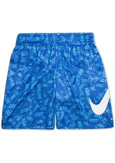 Nike Toddler Boys Dri-fit Graphic-Print Shorts