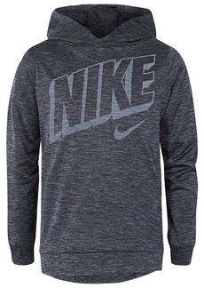 Nike Little Boys Dri-fit Hooded Graphic-Print Shirt