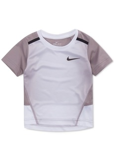 Nike Little Boys Dri-fit Instacool Graphic-Print T-Shirt
