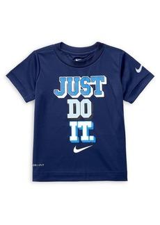 Nike Little Boy's Dri-FIT Short Sleeve Graphic Tee