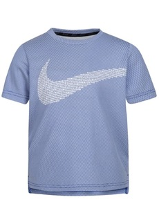 Nike Little Boys Dri-fit Swoosh T-Shirt