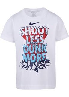 Nike Toddler Boys Dunk-Print Cotton T-Shirt