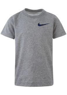 Nike Little Boys Elite Pod Logo-Print T-Shirt