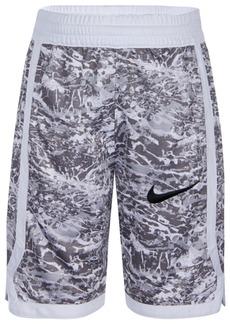 Nike Toddler Boys Elite Printed Shorts