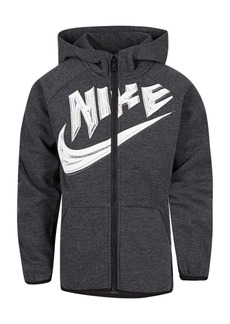 114f7e601a3a0a Nike Toddler Boys Logo-Print Zip-Up Hoodie